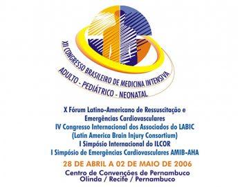 XII Congresso Brasileiro de Medicina Intensiva